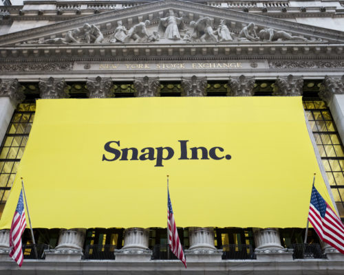 Snapchat just announced its largest user growth in years