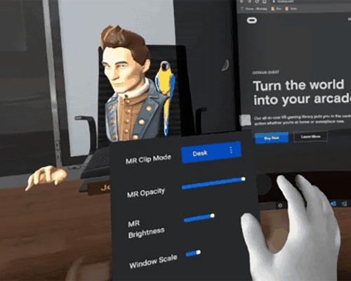 Oculus makes it easier to create mixed reality apps