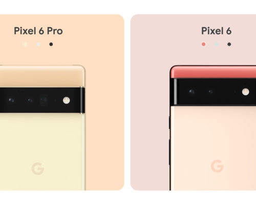 Google's Tensor-powered Pixel 6 and Pixel 6 Pro to release this fall