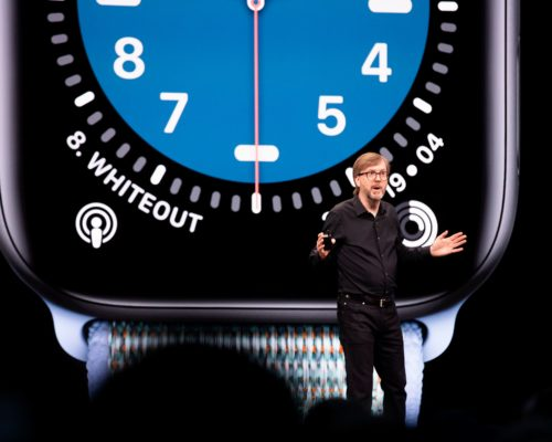Apple has reportedly appointed wearable chief Kevin Lynch to lead its car division