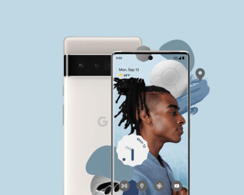 Leaked Pixel 6 marketing materials point to five years of security updates