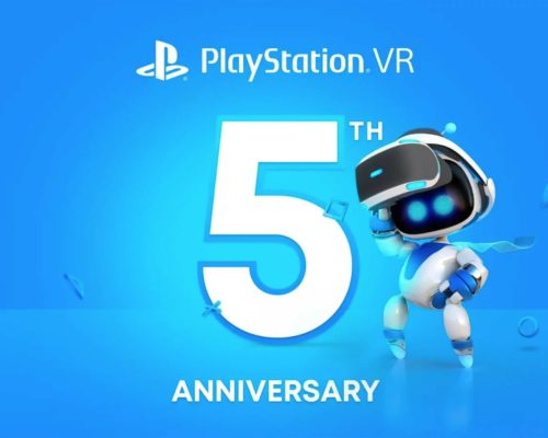 PlayStation celebrates 5 years of PS VR with free games and more